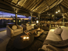 Jao Camp, hot rocks massage, number one spa in Botswana, oils, open air spa with wilderness views, relaxation, comfortable chair, Africa, Botswana