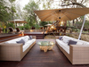 Dulini deck seating