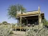 Kalahari Plains tent exterior