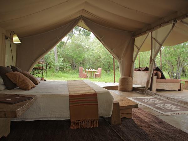 Naibor Camp Tent