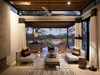 Lion Sands Ivory Lodge jacana suite modern indoor outdoor living space