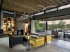 Indoor outdoor living modern furniture lion sands ivory lodge safari style