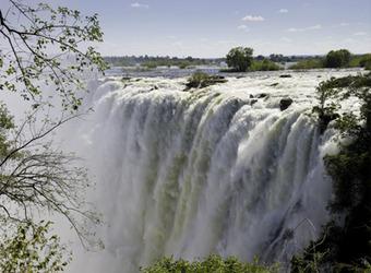 Photo: Victoria Falls (Zambia)