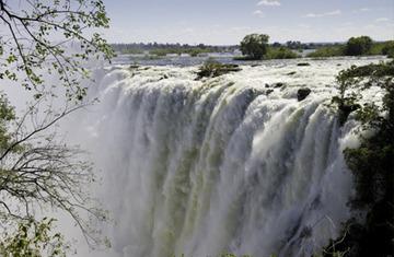 Photo of Victoria Falls (Zambia side)